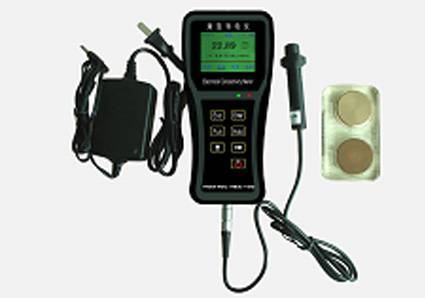 Digital Portable Eddy Current Electrical Conductivity Meter