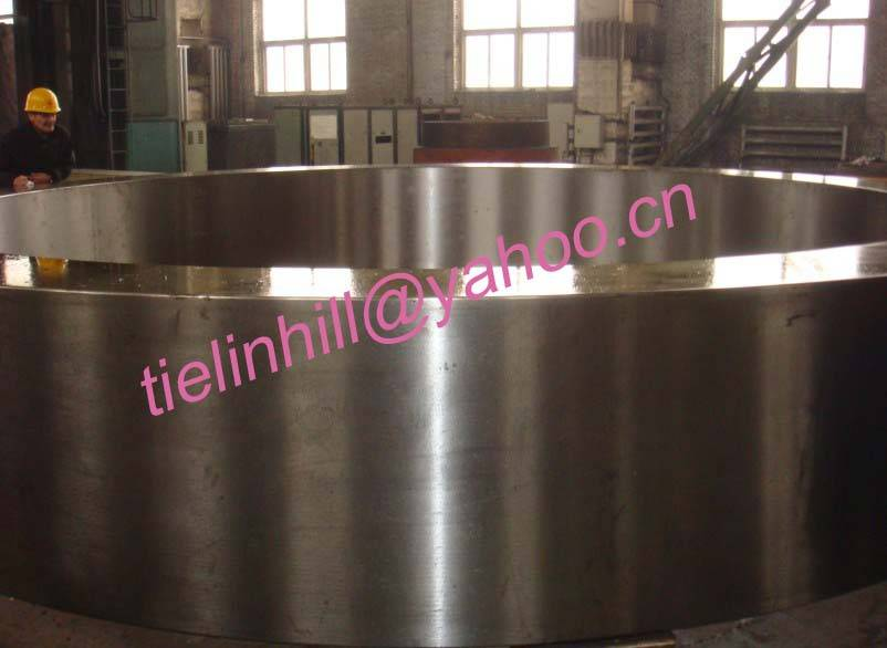 sell ring tyre for rotary kiln and rotary dryer