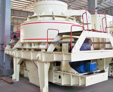 The Technology of Granite Sand Maker Constanly Reforms