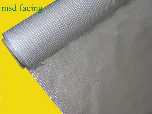 manufacturer of Aluminium Foil Laminate Fiberglass Mesh Fabric (FSV1801)