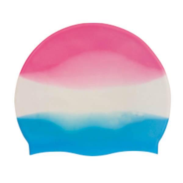 Multicolor silicone cap