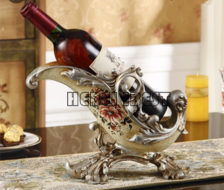 Offer Red wine Holder in Europe Style for home decor