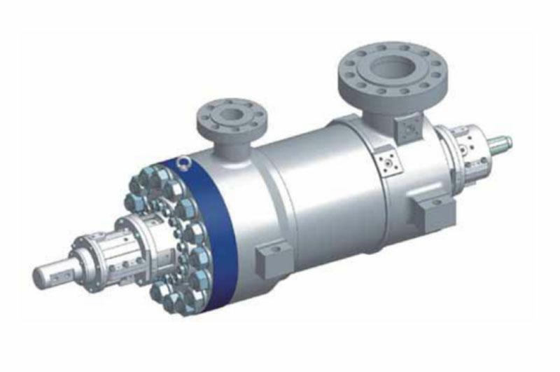 API610 BB5 multi-stage centrifugal pump