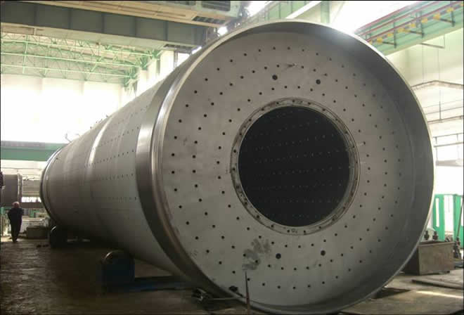 High efficiency cement production line sale in india