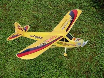 Sell R/C Airplane Model(Piper J-3CUB GP)