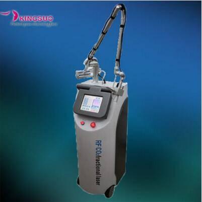 RF Tube Fractional Co2 Laser for Scars Removal