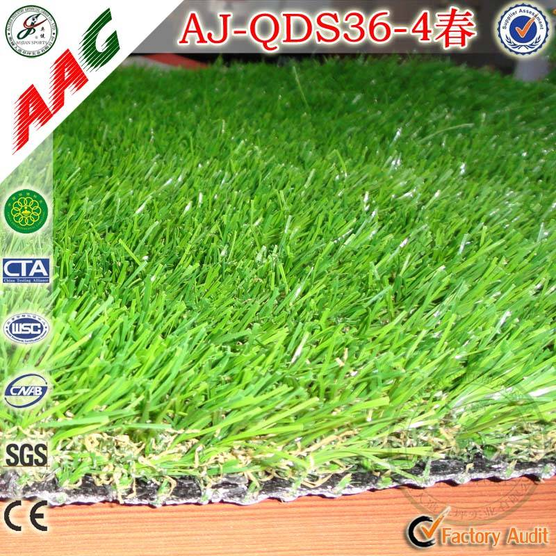 2014 hot sale artificial grass mat