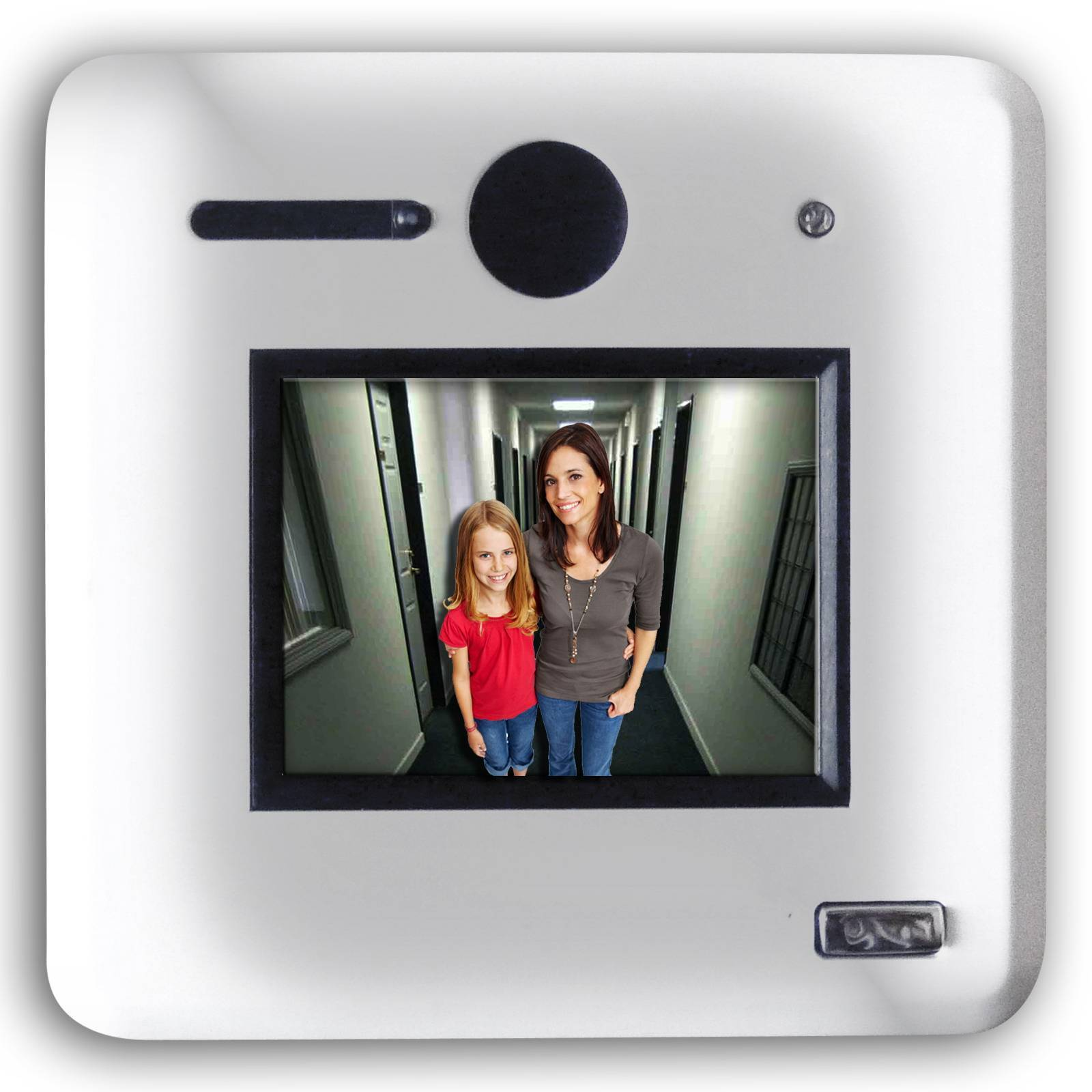 Wireless Door Security Monitor