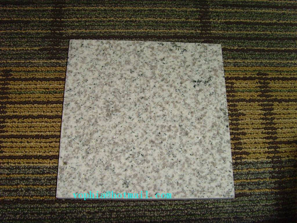 large supply GQ white granite tile