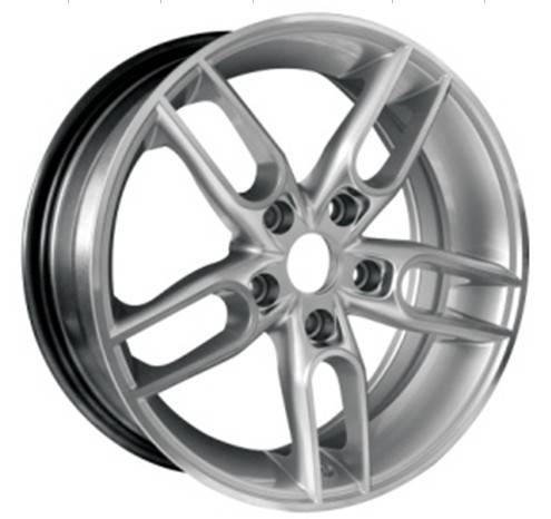 Alloy wheels for car