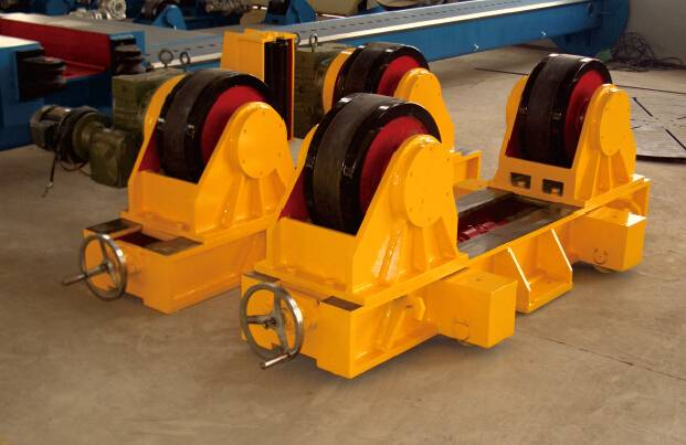 Adjustable Walking Tank Pipe Welding Rotator/ Turning Rollers