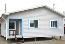 Sandwich panel prefab home for living and working