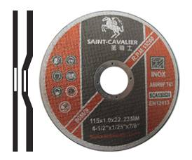 Ultra Thin Cutting Disc for Stainless Steel (Inox)