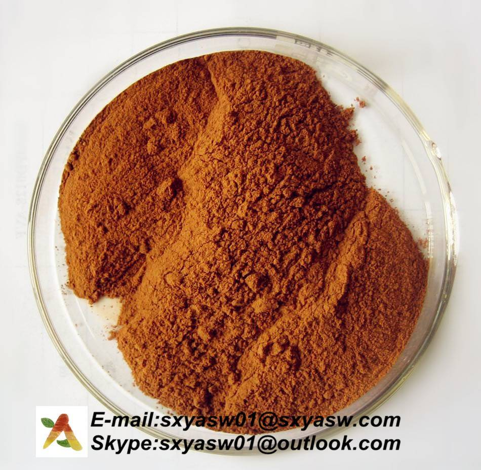 Natural Theaflavins black tea extract