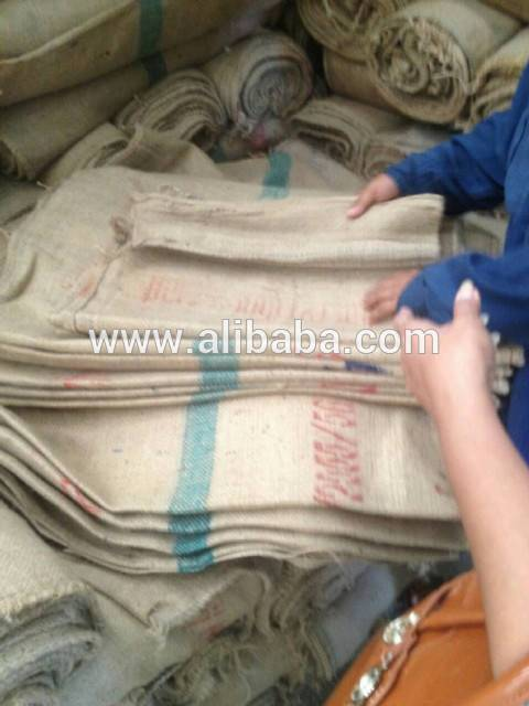 Used Jute Sacks Bag from Thailand