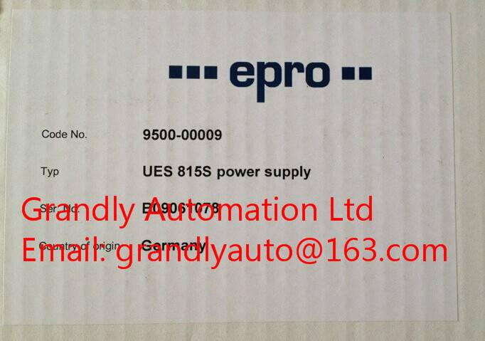 Sell EPRO Power Supply UES815S