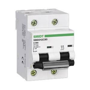 SB6X Miniature Circuit Breaker