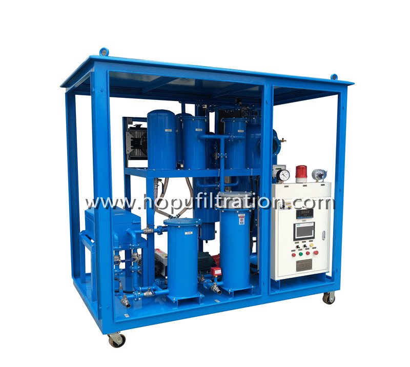 Cooking Oil Filtration Machine for Series COP Cooking Vegetable Oil Cleaner