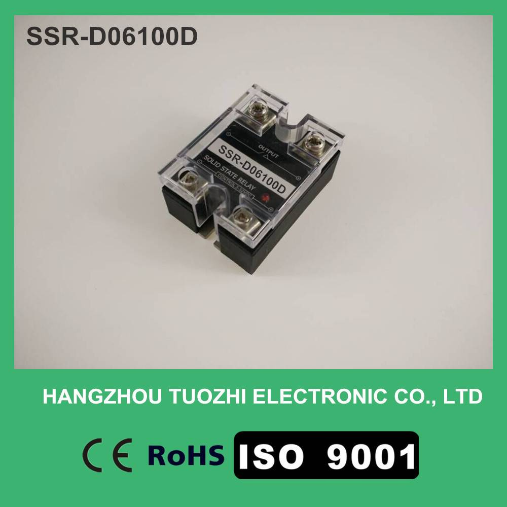 100a solid state relay dc SSR-D06100D