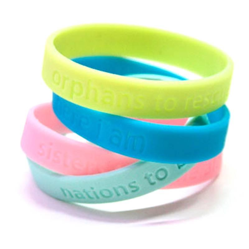 sell silicone bracelet/wristband/band