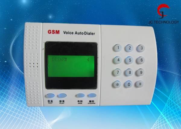 GSM voice auto dialer for burglar/fire alarm (JC-999)