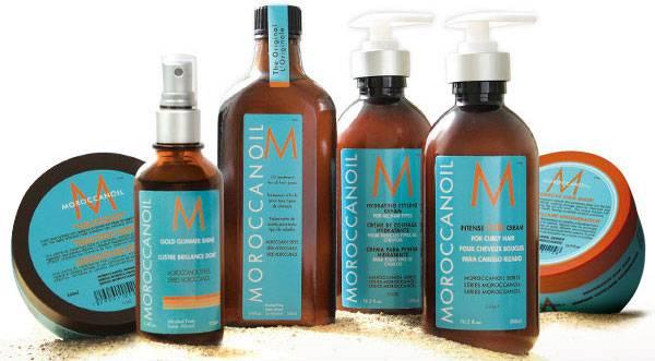 Feature: Moroccanoil Moisture Repair Shampoo Restores shine and softness High performance Condit
