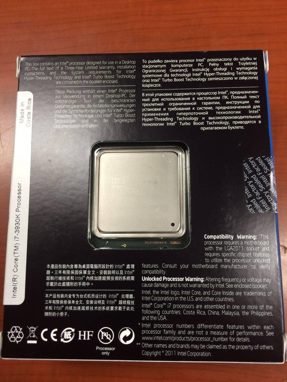 Intel Core i7-6950X 3.0GHz LGA 2011-3 Intel Processor Extreme