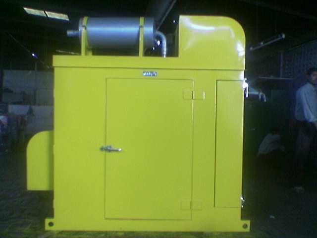 Diesel Generators (Open and Silent models)