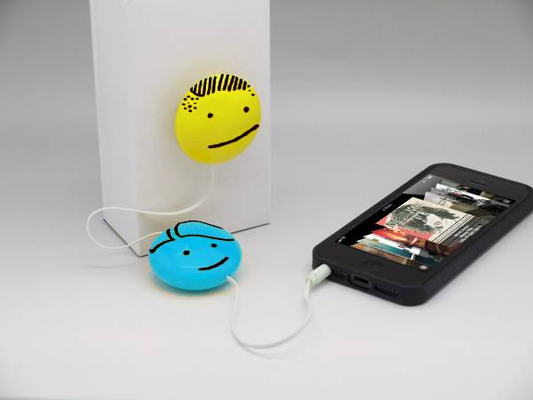 mobile vibration speakers