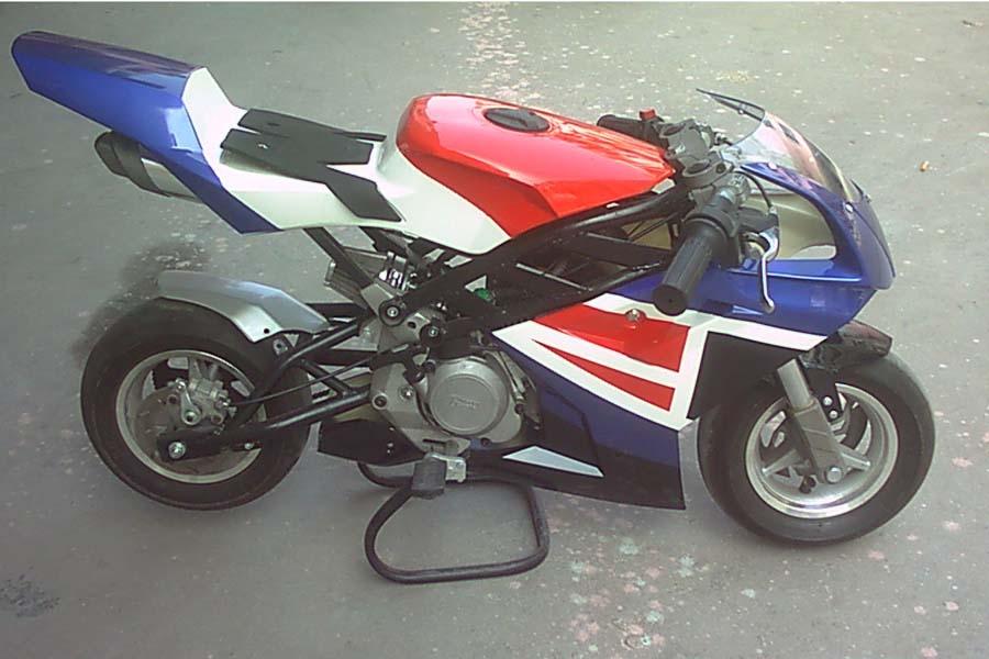 sell racing bike,pocket bike, mini moto