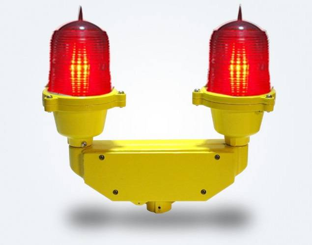 DL10D Low intensity Double Aviation Obstruction Light