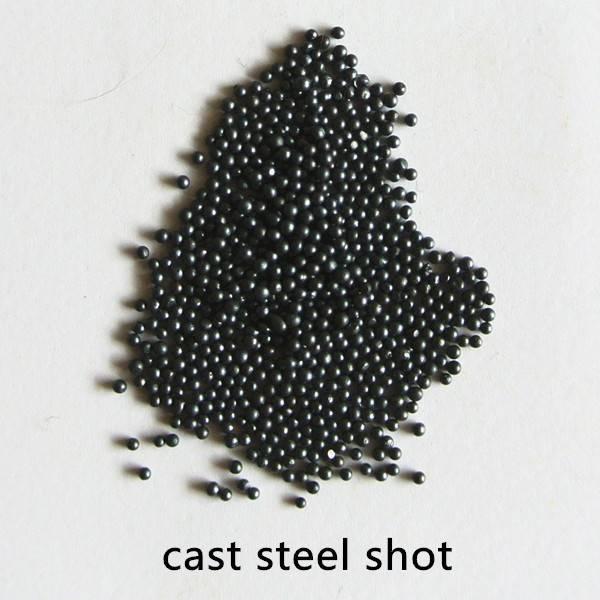 abrasives cast steel shot S660 for blasting cleaning/preparing/cutting/reinforcing