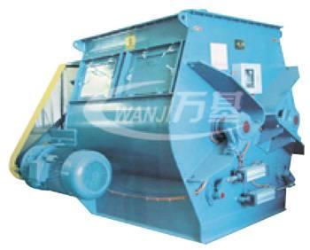 WDG Production Line WZ Series Zero-Gravity Double Shafts Blade Mixer
