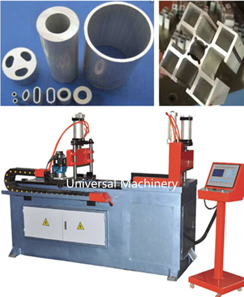 Global warranty high precision China Aluminium Pipe Cutting Machines