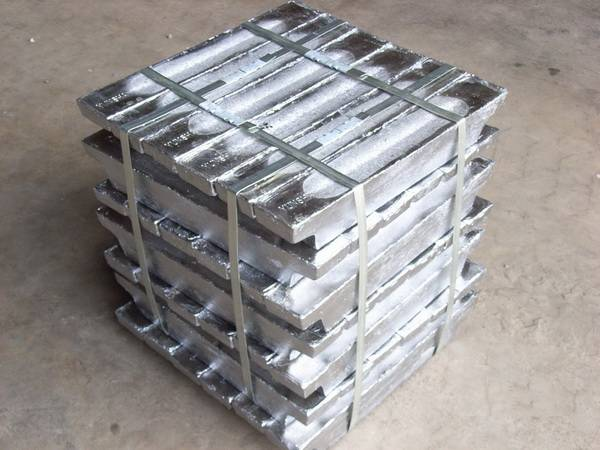 high quality tin ingot for wire and cable supplier