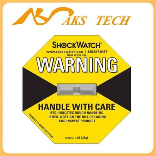 Impact Label Shockwatch 25G wholesale shipping label
