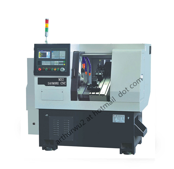 M32 CNC Lathe Machine