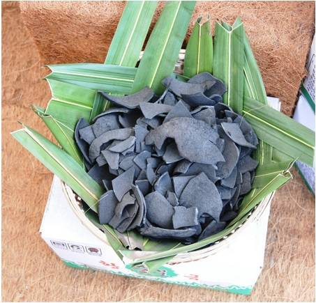 Supply coconut shell charcoal