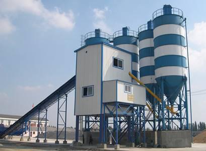 dongchen concrete batching plant HZS90