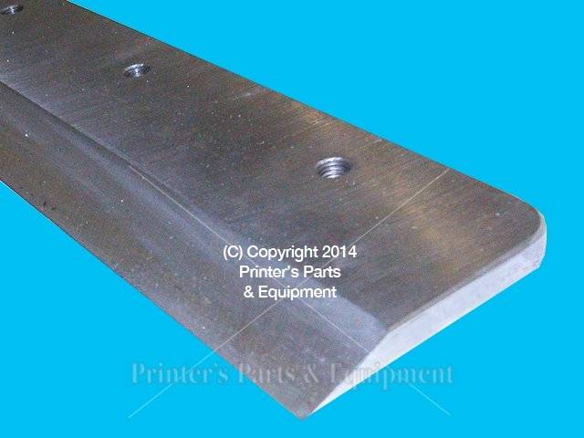 Cutting Blade Ideal MBM Triumph 4810