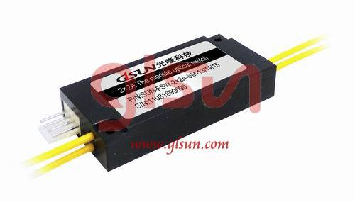 Optp Mechanical Fiber Optical Switch 2X2A