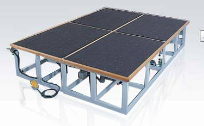 Air Floatation Glass Breakout Tables