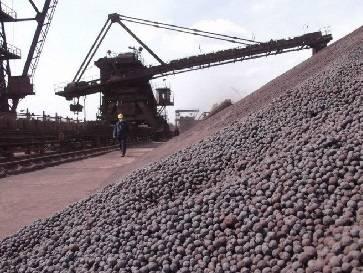 iron ore fe 62,5%
