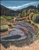 painting canvas brush frame oil acrylic 8