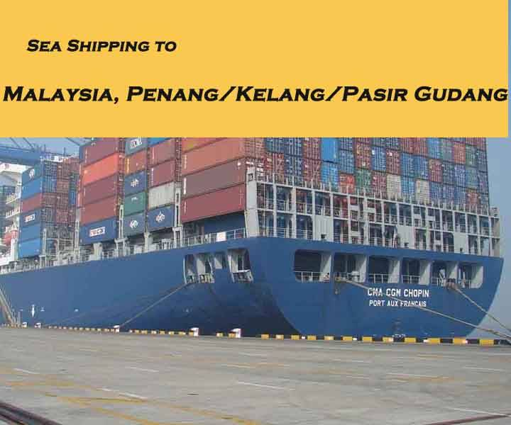 sea freight services to port klang, sea freight shipping, sea freight forwarder