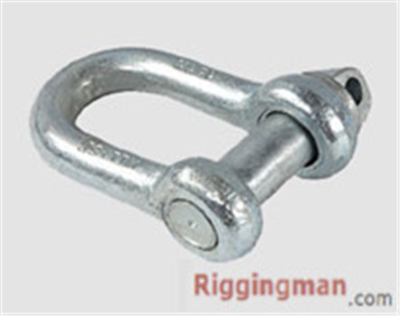 RIGGING LARGE DEE BS3032 SHACKLE