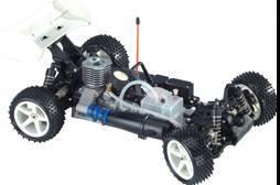 1/10 scale Nitro 4WD Buggr car