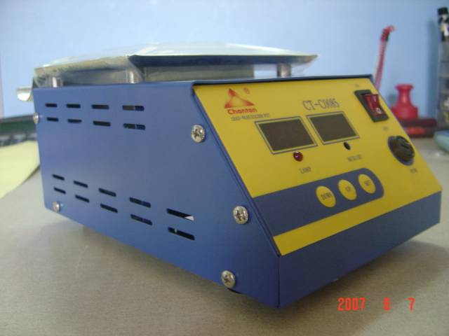 lead free soldering pot CT-C0085