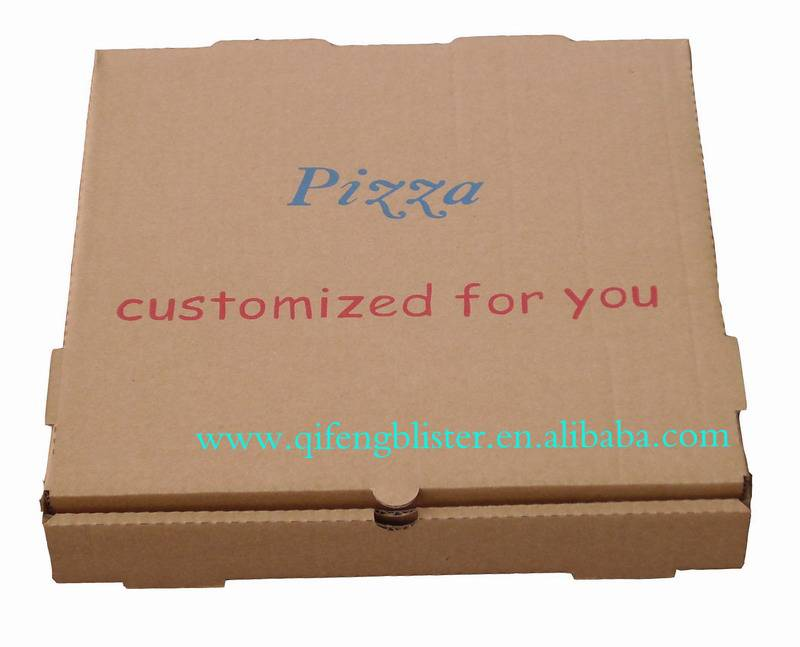 pizza box ,pizza packing box,Pizza Corrugated Box