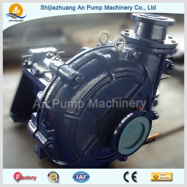 deisel engied slurry pump